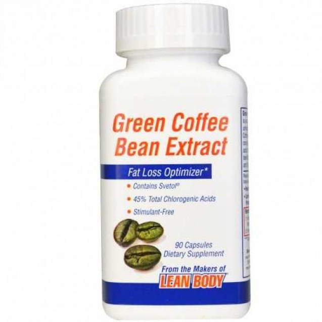 Green Coffee Bean Extract, Labrada Nutrition, 90 caps