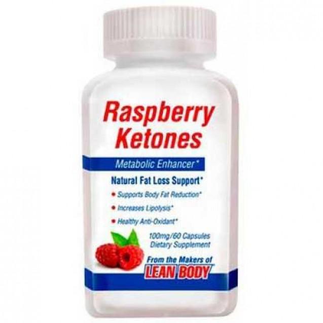 Raspberry Ketones, Labrada Nutrition, 60 caps