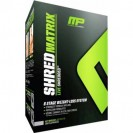 Shred Matrix, MusclePharm, 21 cap