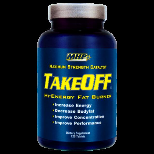 Take-Off жиросжигатель Тейк-Оф жиросжигатель, производитель MHP, банка 120 капсул