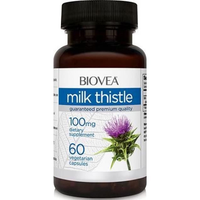 Biovea Milk Thistle 60 капсул