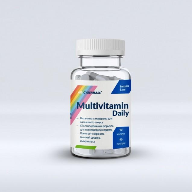 Cybermass Multivitamin Daily 90 капсул