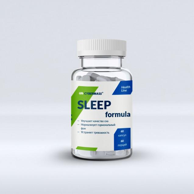 Cybermass Sleep Formula 60 капсул