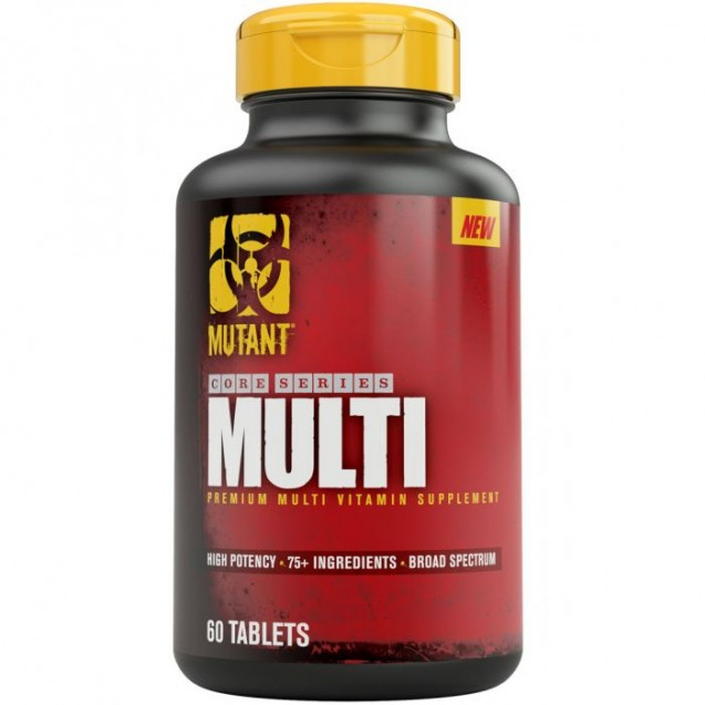 Fit Foods Mutant Multi Vitamin 60 капсул