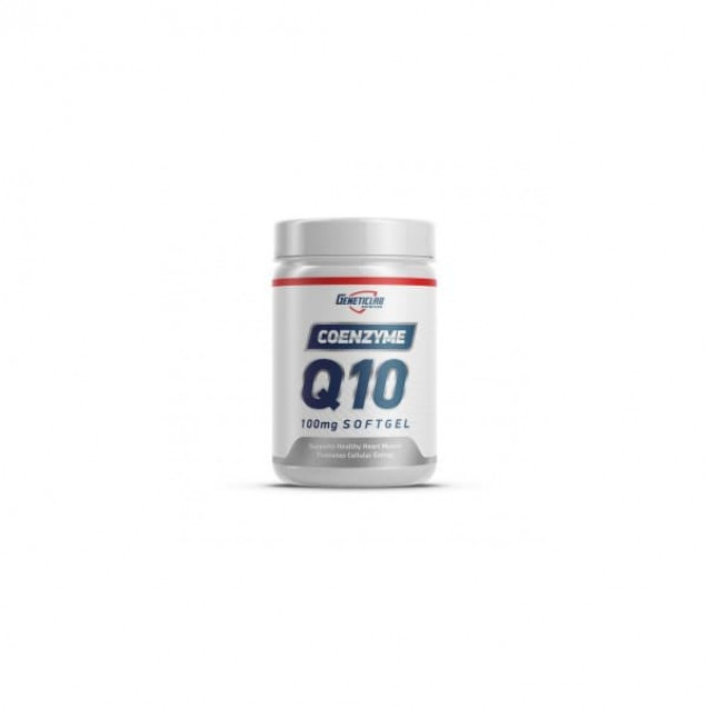 Geneticlab Coenzyme Q10 100 мг 60 капсул