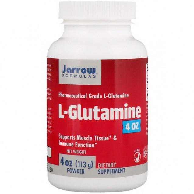 Jarrow Formulas L-Glutamine 113 гр