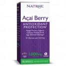 Natrol AcaiBerry 1000 mg 75 капсул