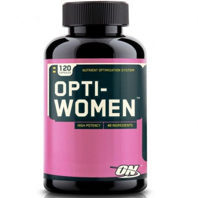 Optimum Nutrition Opti-Women 120 капсул