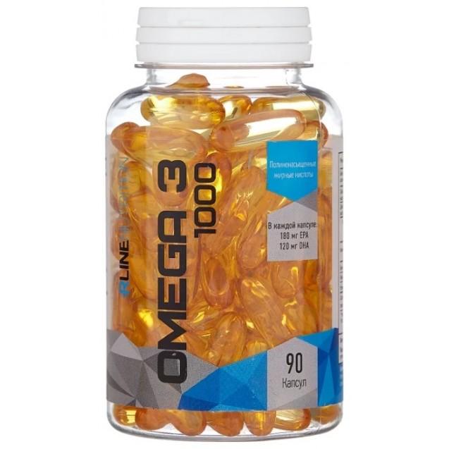 Omega-3 1000 Rline 90 капсул
