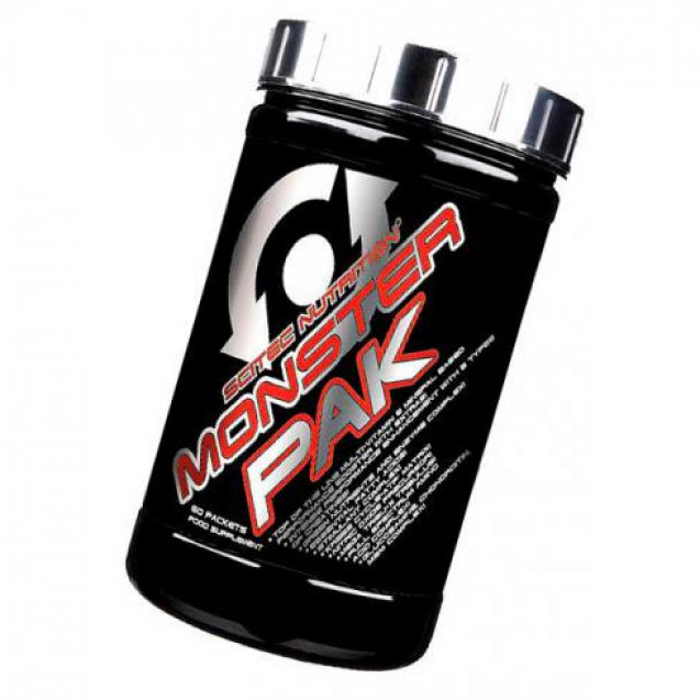 Scitec Nutrition Monster Pak 60 пакетов