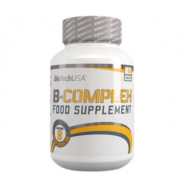 B-Complex BioTech USA 60 таблеток