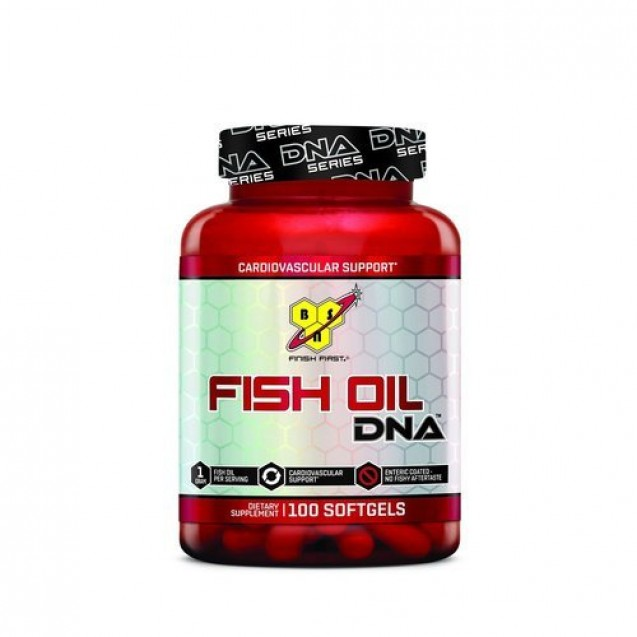 Fish Oil DNA, BSN, 100 кап