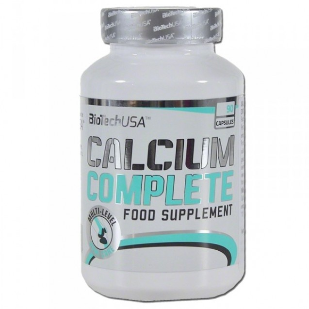 Calcium Complete BioTech USA 90 капс