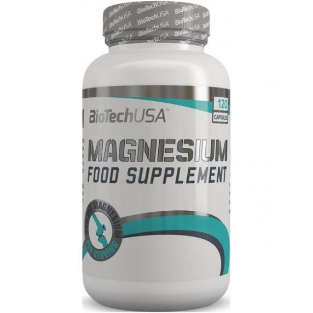 Magnesium BioTech USA 120 кап