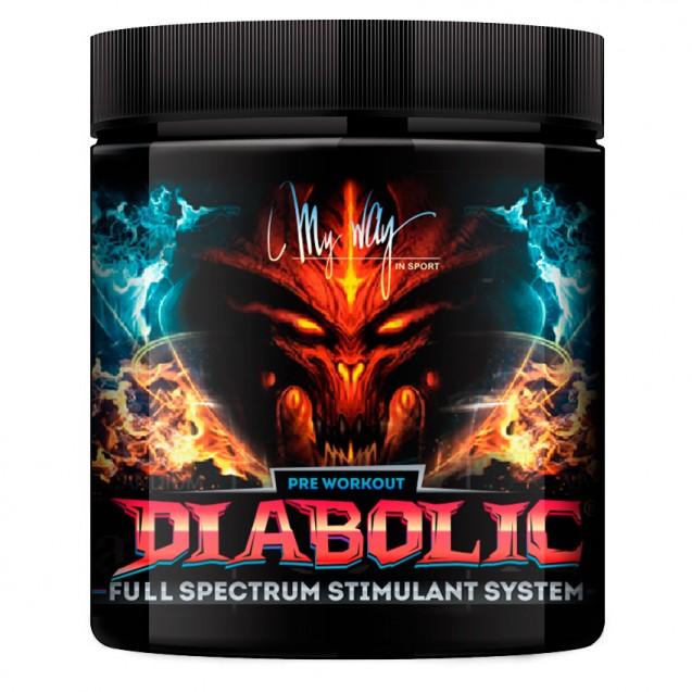 Diabolic, My Way 190 г