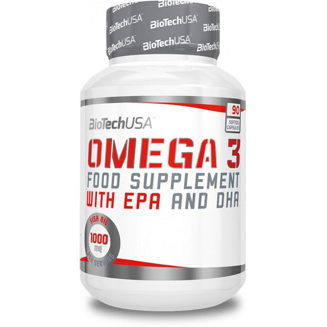 Omega 3 BioTech USA 90 кап