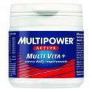 Multi Vita витамины, производитель Multipower, упаковка банка 100 капсул.