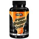 Maxler Arginine Ornitine Lysine 100 капсул