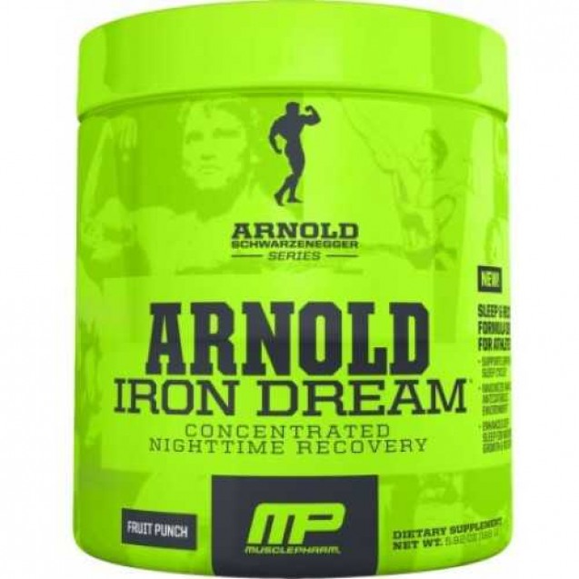 Arnold Iron Dream, MusclePharm, 168 гр