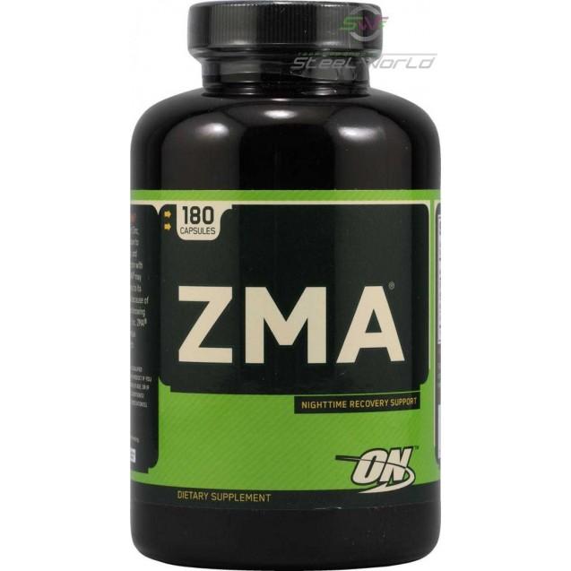 Optimum Nutrition ZMA 180 капсул