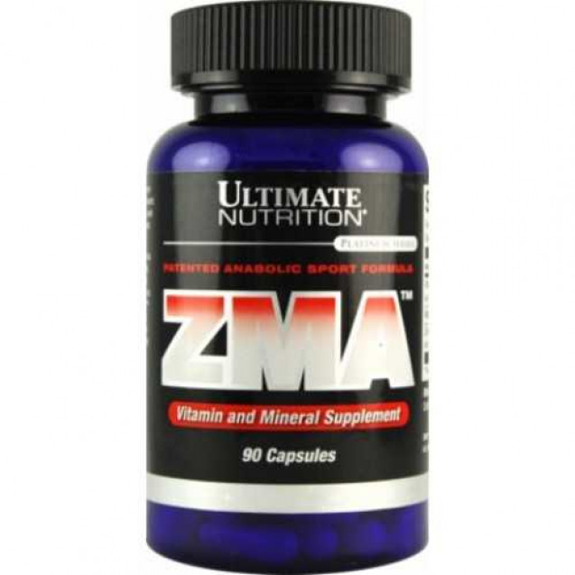 ZMA, Ultimate Nutrition, 90 caps