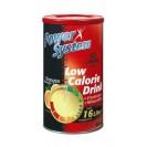 Лоу Калори Дринк Low Calorie Drink (витаминно-минеральный напиток с L-carnitinom ), производитель Power System, упаковка банка 800 гр.