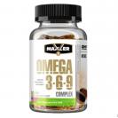Maxler Omega 3-6-9 Сomplex 90 таблеток